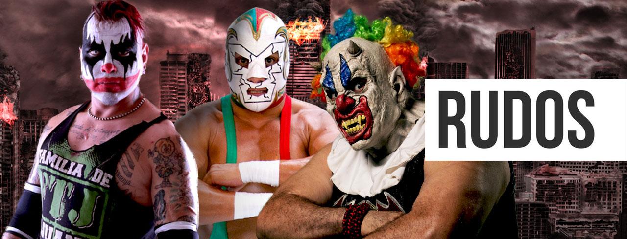 Luchadores - Lucha Libre AAA Worldwide f22860936c7