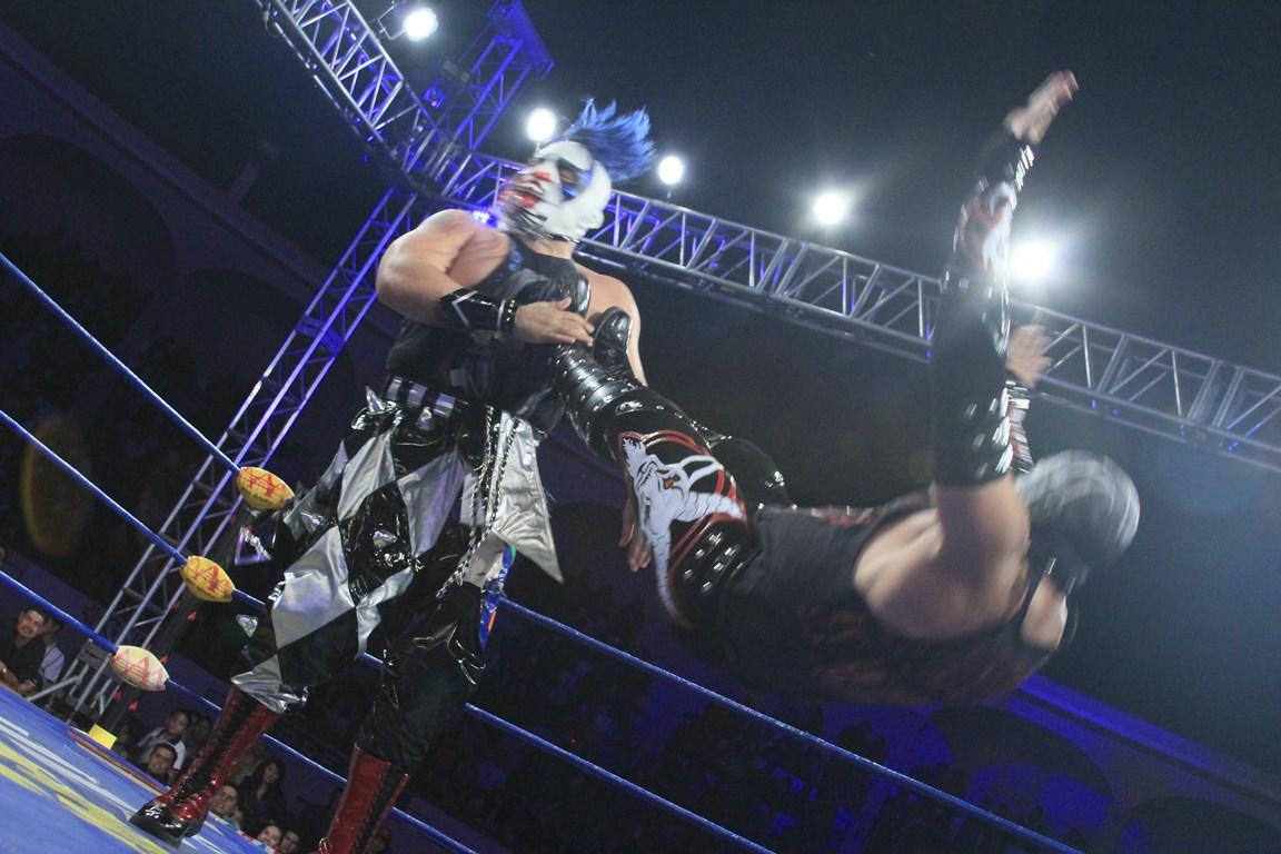 lucha libre en vivo - HD1152×768