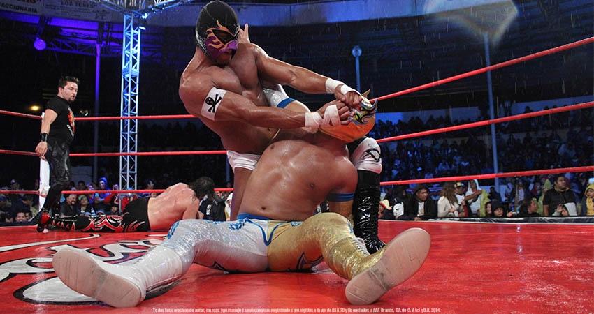 lucha libre en vivo - 850×450