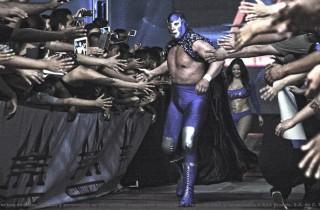 Blue Demon Jr. en Héroes Inmortales XII