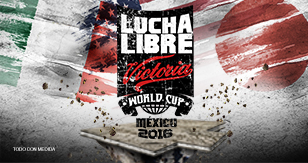 Lucha Libre Victoria World Cup 2016 – Final