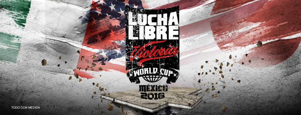 Equipo USA Lucha Underground - Lucha Libre Victoria World Cup 2016