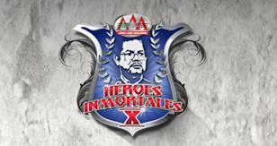 Héroes Inmortales X