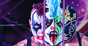 Lucha Libre AAA Worldwide en Ciudad Juárez (TV)