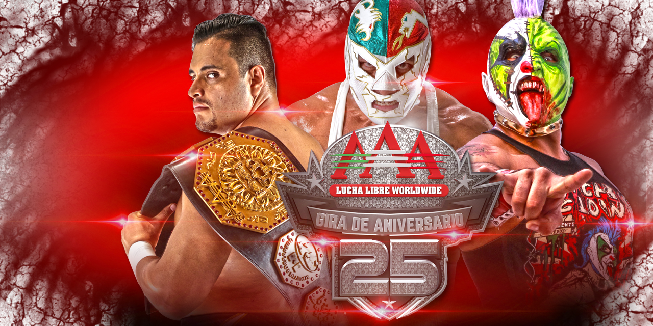 Triple Aaa Number >> Lucha Libre Aaa La Mejor Lucha Libre Del Mundo