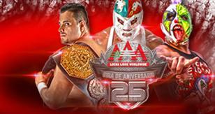 Lucha Libre AAA Worldwide en Tlaxcala (TV) – Marzo 2017