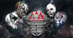 Lucha Libre AAA Worldwide en Neza (TV) – Marzo 2017