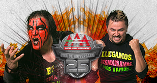 Lucha Libre AAA Worldwide en Tlaxcala (TV) – Abril 2017