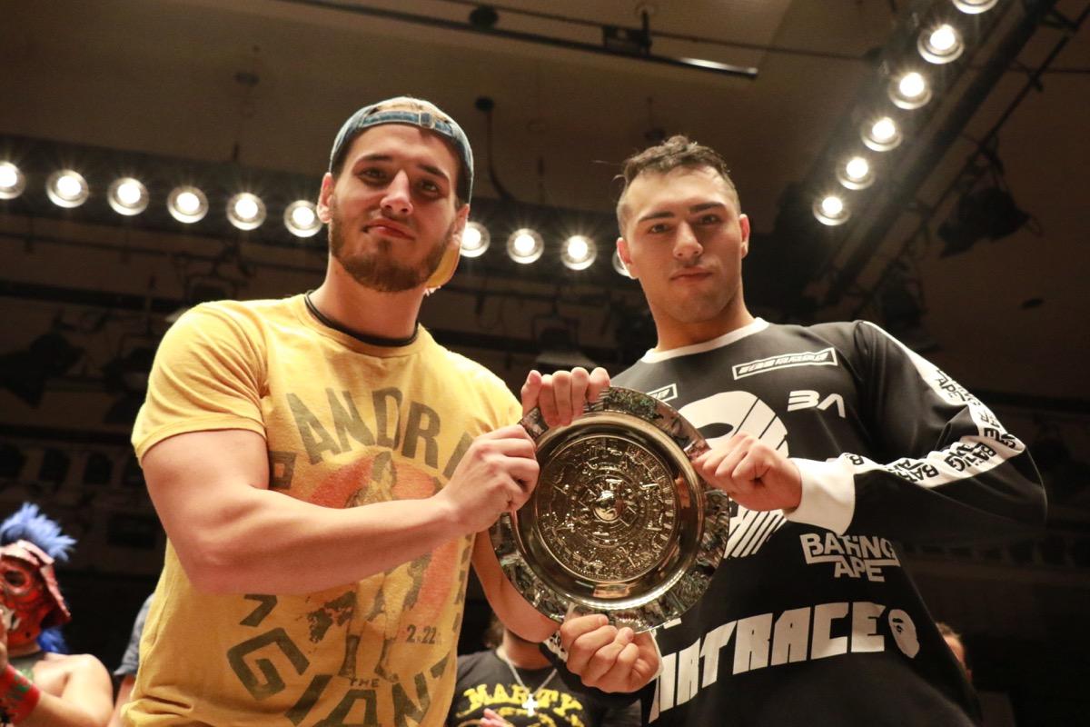 """AAA: Resultados """"Lucha Libre World Cup 2017"""" - Pagano y Psycho Clown son los vencedores 7"""