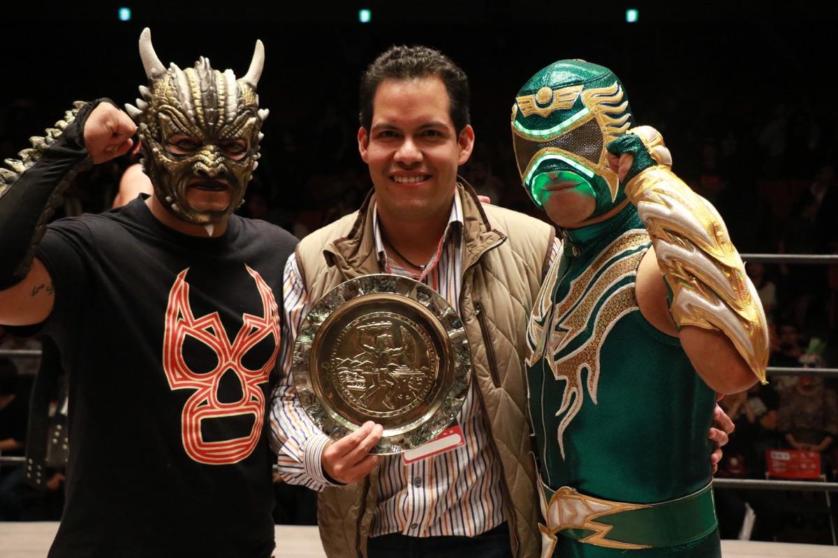 """AAA: Resultados """"Lucha Libre World Cup 2017"""" - Pagano y Psycho Clown son los vencedores 4"""