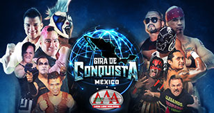Gira de Conquista: AAA Worldwide en Apizaco 2018