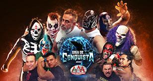 Gira de Conquista: AAA Worldwide en San Luis Potosí