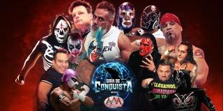 Gira de Conquista: AAA Worldwide en Monterrey
