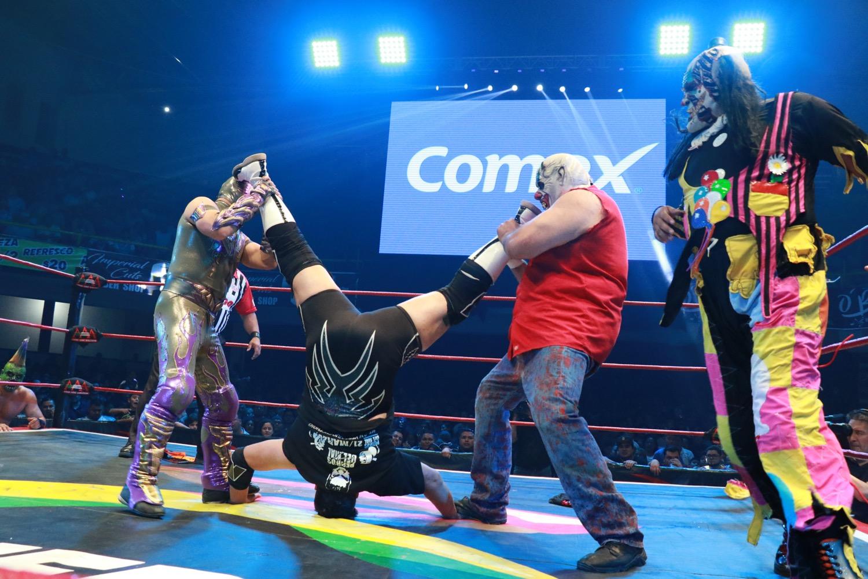 lucha libre en vivo - HD1500×1000