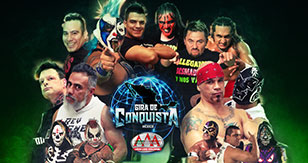 Gira de Conquista: AAA Worldwide en Tijuana