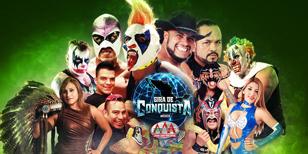 Gira de Conquista: AAA Worldwide en Pachuca