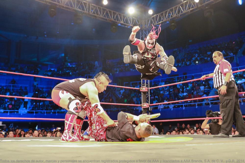 Resultados AAA vs. Elite; la sorpresa fue Puma King 6