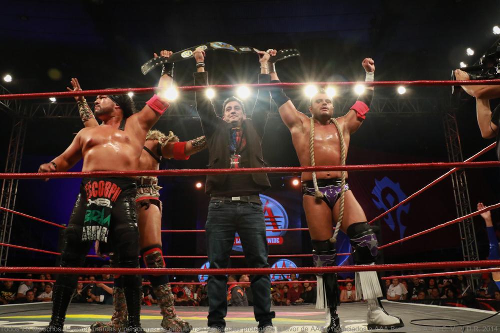 Resultados AAA vs. Elite; la sorpresa fue Puma King 5