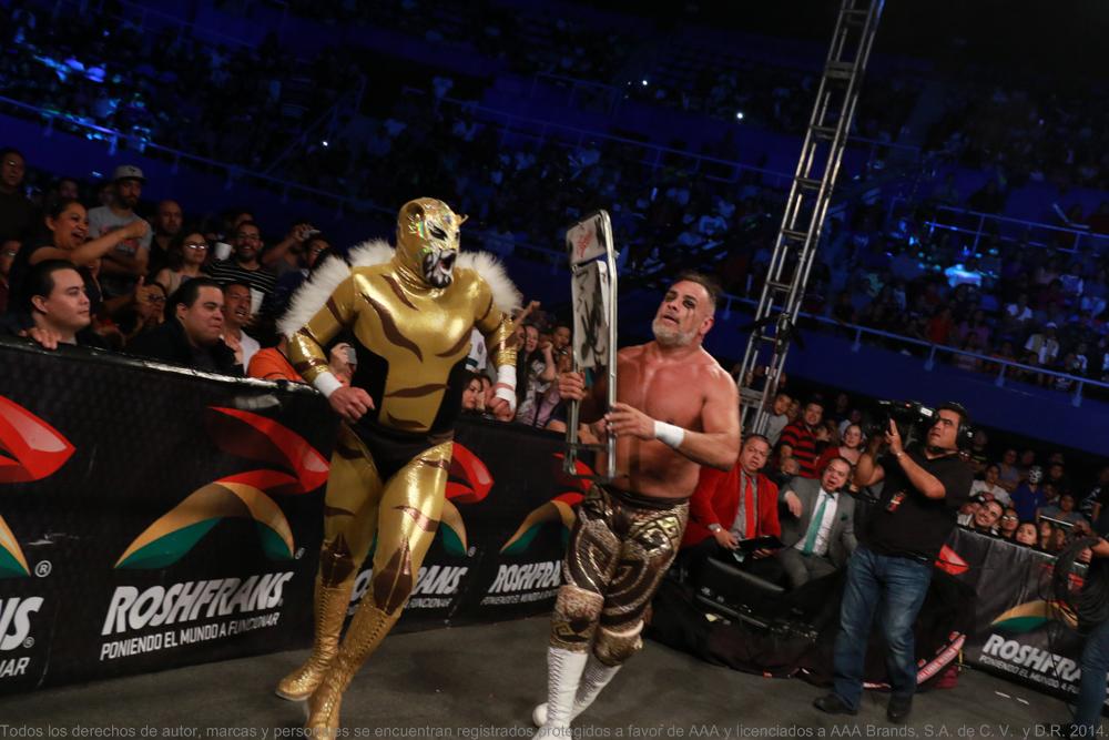 Resultados AAA vs. Elite; la sorpresa fue Puma King 4