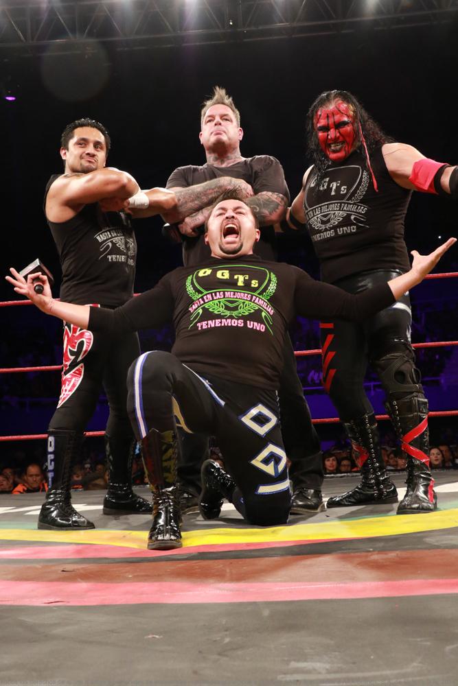 Resultados AAA vs. Elite; la sorpresa fue Puma King 9