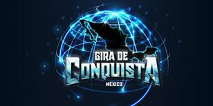Gira de Conquista: Lucha Libre AAA Worldwide en Xalapa