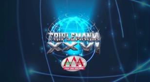 Triplemanía XXVI