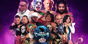 Gira de Conquista: Lucha Libre AAA Worldwide en Uriangato