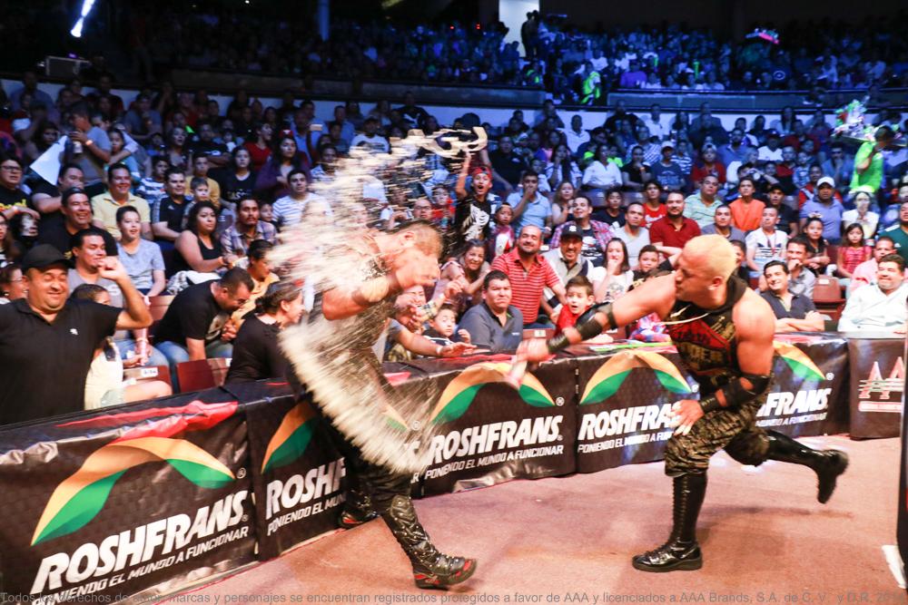 En Aguascalientes, Fénix va por Jarrett; Pentagón Jr. tras Psycho Clown 8