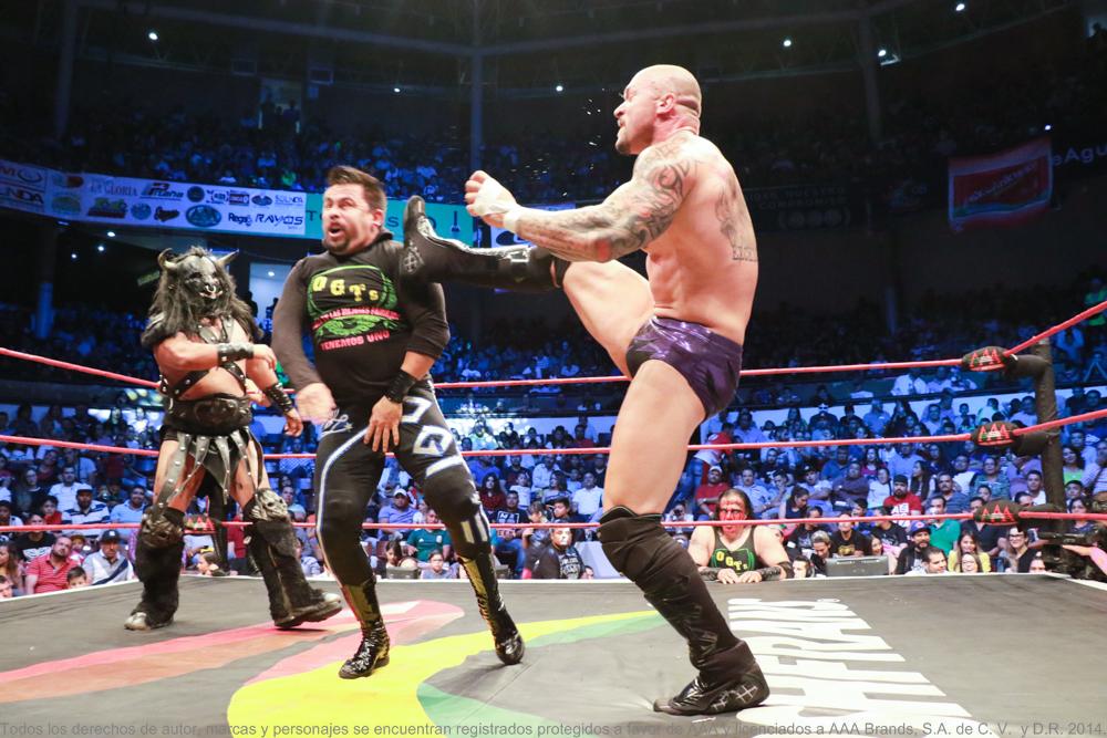 En Aguascalientes, Fénix va por Jarrett; Pentagón Jr. tras Psycho Clown 4