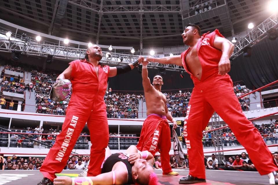 AAA: La Caravana Estelar llega a Uriangato - Wagner vs Jarrett 3
