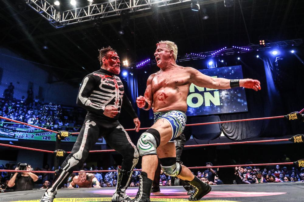 AAA: La Caravana Estelar llega a Uriangato - Wagner vs Jarrett 2