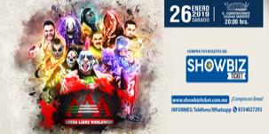 Gira 2019: Lucha Libre AAA Worldwide en Ciudad Madero – Enero