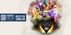 Gira 2019: Lucha Libre AAA Worldwide en Mazatlan – Febrero