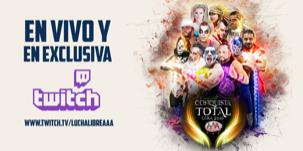 Gira 2019: Lucha Libre AAA Worldwide en Monterrey – Marzo